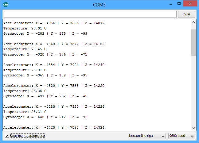 MPU-6050_Test
